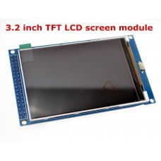 "3.2"" TFT LCD screen module Ultra HD 320X480 for Arduino MEGA 2560 R3 Board"