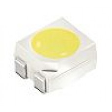 White LED, PLCC 4 SMD package
